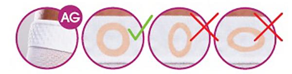 6da057cb37f35 Чулки противоэмболические Lipoelastic Lipotromb (компрессия 18-21 мм.рт.ст),