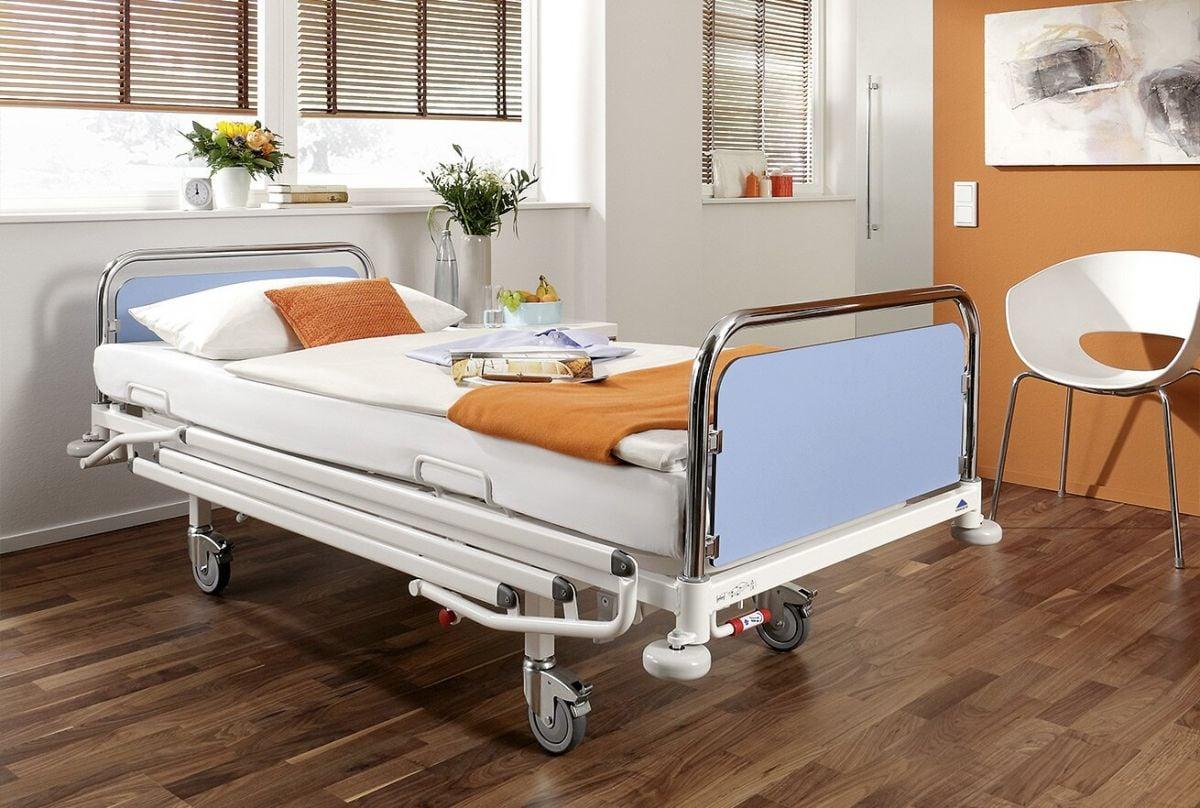 функціональне ліжко для лежачих хворих