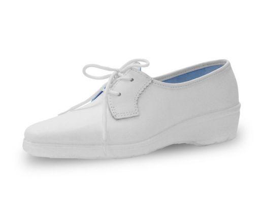 Туфлі жіночі білі модель T4-3301   2 купити в Києві 510407447bdca