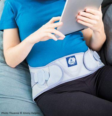 b7c9e2ced1bbb8 ... Купити Бандаж для вагітних з функцією корекції постави LombaMum з  доставкою додому в медмагазині Ортоп ...