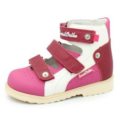 Туфлі ортопедичні зі знімною устілкою для дівчинки Сурсіл-Орто 14 ... 5e3c78bb982f7